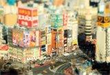 ◆希少品◆300ピースジグソーパズル:シンプルスタイル 新宿ジオラマ《廃番商品》