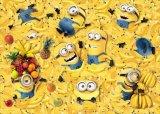 ■500ピースジグソーパズル:ミニオンズ バナナ・プール