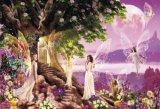 【引上品】◆希少品◆450スモールピースジグソーパズル:秘密の扉《廃番商品》