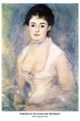 ★31%off★1000ピースジグソーパズル:アンリオ夫人の肖像(ルノワール)