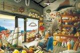 ★32%off★1000ピースジグソーパズル:ジョー&ロイ釣具店(溪川弘行)