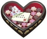 ◆希少品◆プチパズルハート51ピース:桜想い《廃番商品》