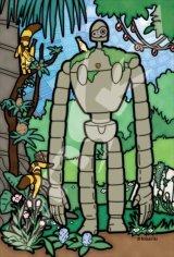 ★31%off★アートクリスタル126ピースジグソーパズル:天空の城ラピュタ 空中庭園の守り手