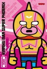 ◆希少品◆ミニパズル150ピース:キン肉マンスーパーフェニックス《廃番商品》