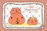 ◆希少品◆ミニパズル150ピース:カピバラさん お菓子A《廃番商品》
