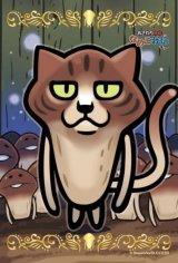 ■ミニパズル150ピース:おさわり探偵なめこ栽培キット ねこなめこ《廃番商品》