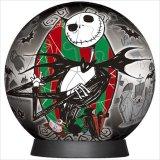 【引上品】3D球体60ピース:パンプキン・キング《廃番商品》