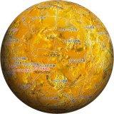 3D球体60ピース:金星儀 -THE VENUS-《廃番商品》