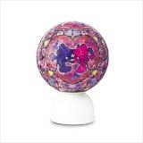 3D球体60ピース:パズランタン ミッキー&ミニー(ルミエール)(3色発光)《カタログ落ち商品》