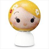 【取寄商品】3D球体60ピース:パズランタン 「ツムツム」-ラプンツェル-(3色発光)