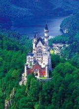 ◆希少品◆2014スモールピースジグソーパズル:ノイシュバンシュタイン城(ドイツ)《廃番商品》