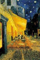 ★3割引!!★2016ベリースモールピースジグソーパズル:夜のカフェテラス(ゴッホ)