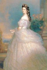 ★37%off★300ピースジグソーパズル:エリザベート皇后の肖像(ヴィンターハルター)