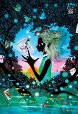 【取寄商品】■300ピースジグソーパズル:アリスのハート(藤城清治)