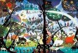 ■300ピースジグソーパズル:こびとの楽園(藤城清治)
