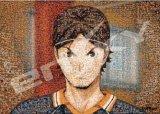 ■300ラージピースジグソーパズル:ハイキュー!! モザイクアート 東峰旭《カタログ落ち商品》