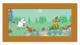 ■300スモールピースジグソーパズル:ムーミン いいもの見つけた(パネル付きセット)