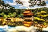 ■1000ピースジグソーパズル:金閣寺 byトレイ・ラトクリフ《廃番商品》