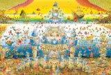 【引上品】■300ピースジグソーパズル:キャッスル アクア(山本真嗣)《廃番商品》