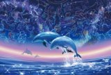 ■1000ピースジグソーパズル:神話の海(マリア)