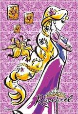 ■プリズムアート70ピースジグソーパズル:ラプンツェル-Rapunzel-