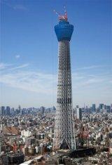 ■プチパズル204ピース:東京スカイツリー®最高峰へ《廃番商品》