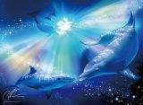 ◆希少品◆1000スモールピースジグソーパズル:デュエット(CRラッセン)《廃番商品》