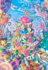 ◆希少品◆315スモールピースジグソーパズル:アリス イン スイーツランド《廃番商品》