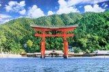 【取寄商品】★33%off★1000ピースジグソーパズル:美しき厳島神社-広島