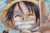 ★33%off★1000ピースジグソーパズル:ワンピース モザイクアート(マジカルピース)