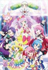 ■108ラージピースジグソーパズル:プリパラ み〜んなアイドル!!《廃番商品》