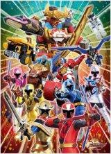 ■300ラージピースジグソーパズル:手裏剣戦隊ニンニンジャー キングシュリケンジン《廃番商品》