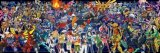 ■432ラージピースジグソーパズル:ダンボール戦機大集合《廃番商品》