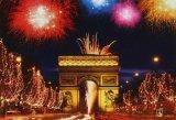 ★33%off★600ベリースモールピースジグソーパズル:パリ フェスティバル-フランス