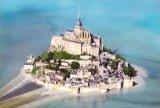★34%off★600ベリースモールピースジグソーパズル:モン・サン・ミッシェルとその湾IX[フランス]
