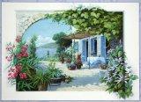 ◆希少品◆759スモールピースジグソーパズル:プライベートバンガロー(ペターモッツ)《廃番商品》