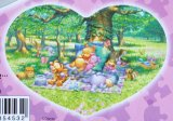【引上品】◆希少品◆ステンドアート307ピースジグソーパズル:やわらかな午後・・・《廃番商品》