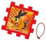 ■パネル付き25ピースクミパネジグソーパズル:ポケットモンスター ポカブ《廃番商品》