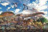 【取寄商品】★32%off★150ラージピースジグソーパズル:恐竜大きさ比べ
