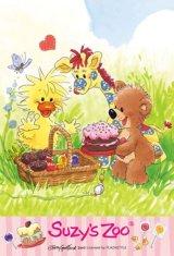 ■108マイクロピースジグソーパズル:We Love Cakes(スージーズー)《廃番商品》