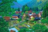 【取寄商品】★38%off★1000マイクロピースジグソーパズル:五箇山の合掌造り集落
