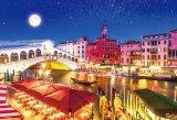 【取寄商品】★34%off★1000マイクロピースジグソーパズル:月夜のヴェネツィア