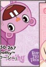 ■ミニパズル150ピース:Happy Tree Friends Toothy™(トゥーシー)《廃番商品》