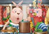 ◆希少品◆300マイクロピースジグソーパズル:ウサビッチ クッキング《廃番商品》