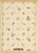 【取寄商品】ディズニー専用木製パネル500ピース用ナチュラル(35×49cm/5-Tア)
