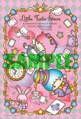 ■300ピースジグソーパズル:アリスの世界(リトルツインスターズ)《廃番商品》