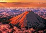 ★33%off★216スモールピースジグソーパズル:赤富士