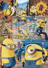 ■500ピースジグソーパズル:ミニオンズ バナナ・ギャング!