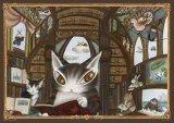 ■500ピースジグソーパズル:わちふぃーるど 理想の図書館