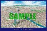 ■500ラージピースジグソーパズル:東京パノラマ(黒澤達矢)《カタログ落ち商品》